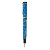 Conklin Duragraph Fountain Pen in Ice Blue