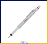 Rotring 800+ Mechanical Pencil and Touchscreen Stylus Hybrid in Silver