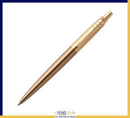 Parker Jotter Premium West End Ballpoint in Brushed Gold