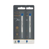 Parker Ballpoint Pen Refill Pack of 2 available in 3 Colours