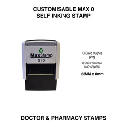 MaxStamp 0 Doctor Stamp