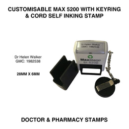 MaxStamp 5200 Doctor Stamp