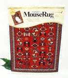 MouseRug Mouse Mat with Early Turkmen Pattern
