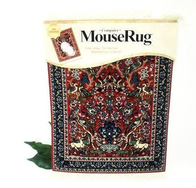 MouseRug Mouse Pad with Tree of Life Pattern