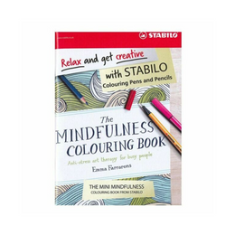 Stabilo Colouring Book