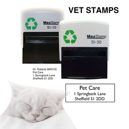 MaxStamp 1's and 3's VET Stamp