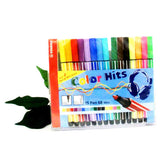 Stabilo Point 68 *Mini* Felt Pens x15 assorted Colours in CD Hard Carry Case