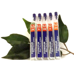 Staedtler Mars Micro Carbon Leads 0.5 HB, H, 2H, B, 2B **Quantity Discounts**