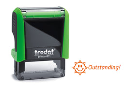 Trodat Printy 4911 Self Inking Teacher Stamp
