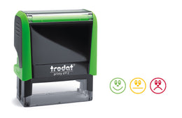 Trodat Printy 4912 Teacher Stamp Self Inking in Various Designs