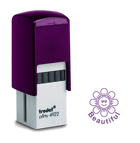 Trodat Printy 4922 Teacher Stamp Self Inking in Various Designs