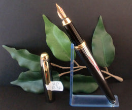 X-Pen Classic Fountain Pen Champagne Grey 123F