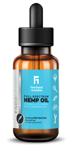 FR Endosport – 1000mg CBD - 30ml - LIPID Infused