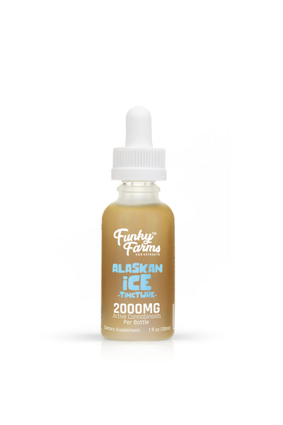 Funky Farms CBD - 2000mg Tincture - 30ml - Various Flavours