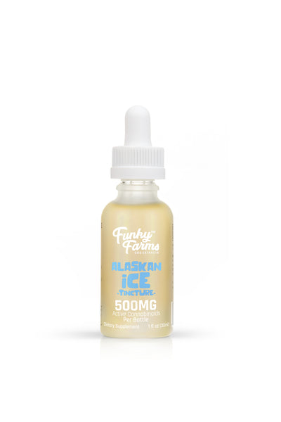 Funky Farms CBD - 500mg Tincture - 30ml - Various Flavours