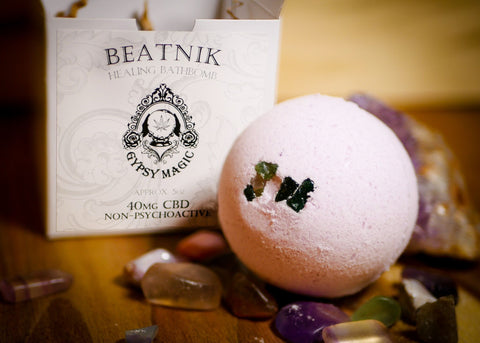 Gypsy Magic - Beatnik Bathbomb - 40mg