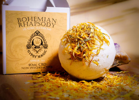 Gypsy Magic - Bohemian Rhapsody Bathbomb - 40mg
