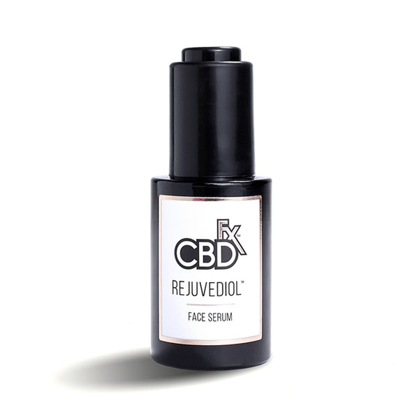CBDFx Face Serum - Rejuvediol - 250mg CBD