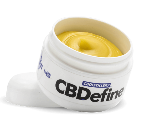 CBDistillery - CBDefine Topical Cream - 500mg CBD