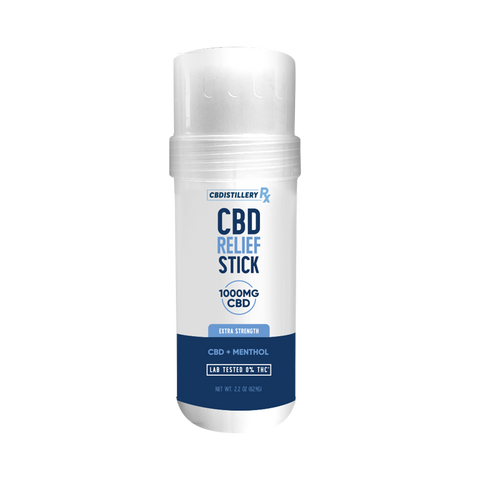 CBDistillery Rx - 1000mg CBD Cooling Relief Stick