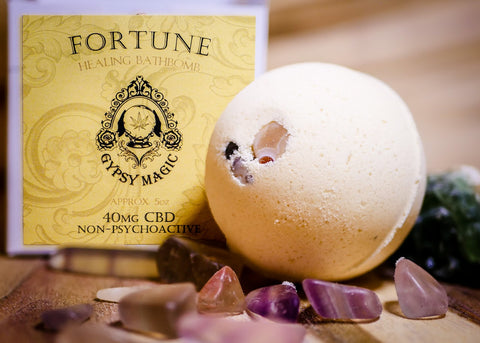 Gypsy Magic - Fortune Bathbomb - 40mg