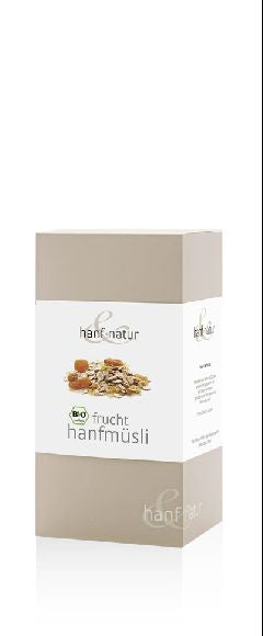 Hanf & Natur Fruit & Hemp Muesli