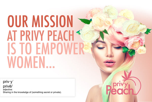 Privy Peach Pretty Prickly Pears (& Berries) Body Butter - 100mg CBD