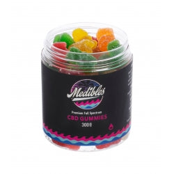 Medibles Gummies - 10mg Per Gummy - 30 Gummies - Gummy Bears