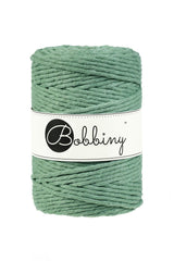 Bobbiny cord for macrame crochet and knitting sold by Knot Modern Macrame
