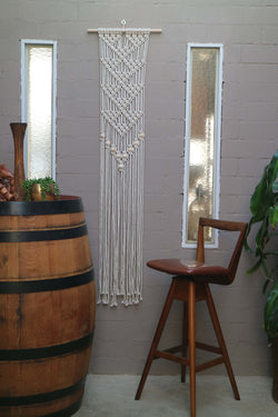 The Tiffany Wall Hanging DIY macrame kit by Knot Modern