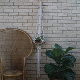 Macrame hanging table DIY kit by Knot Modern