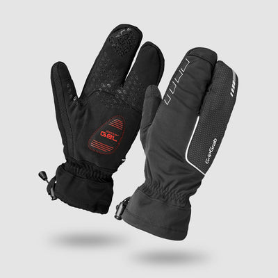 Nordic Windproof Deep Winter Lobster Glove