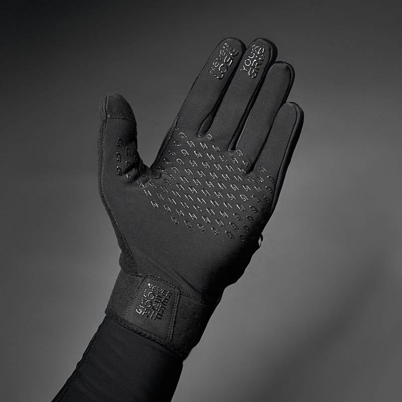 Running Thermo Windproof Touchscreen Glove