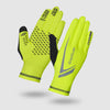 Running Expert Hi-Vis Winter Touchscreen Gloves