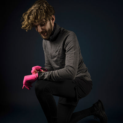 Running Expert Hi-Vis Winter Touchscreen Glove