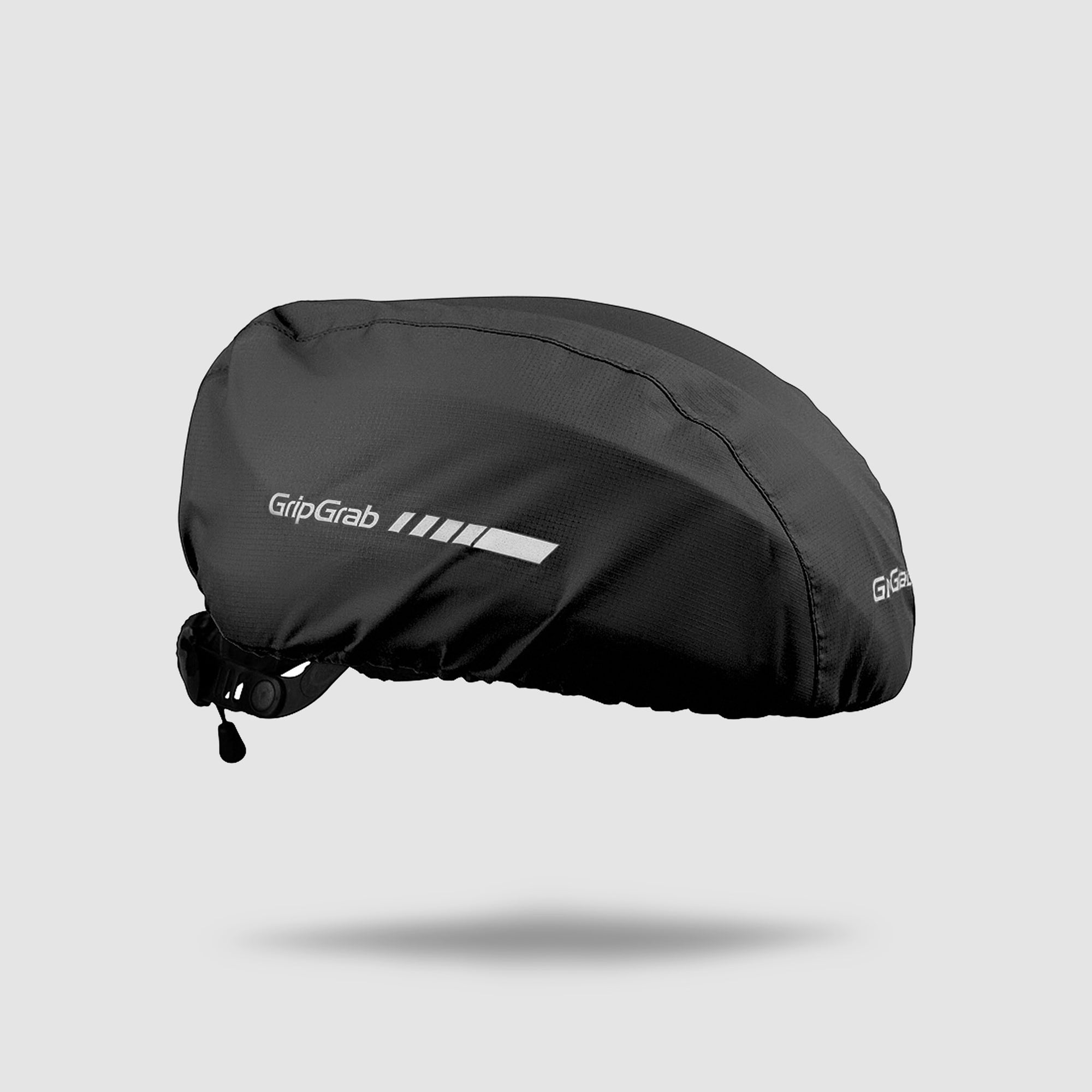 GripGrab Waterproof Windproof Cycling Rain Helmet Cover Reflective Bicycle Commuting High-Visibility Road MTB Headwear Couvre Casque Mixte