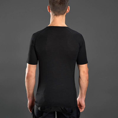 Merino Polyfibre Short Sleeve Base Layer