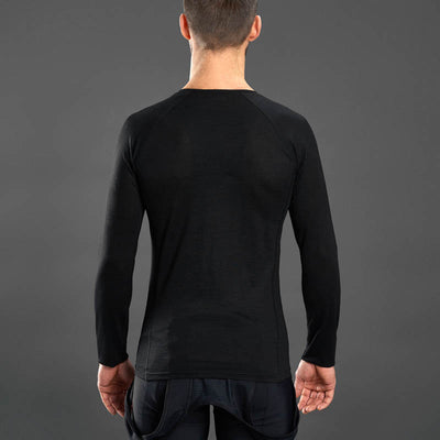 Merino Polyfibre Long Sleeve Base Layer