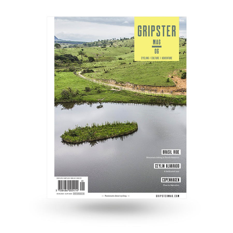 GRIPSTER MAG #6