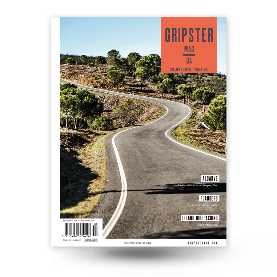 GRIPSTER MAG #4