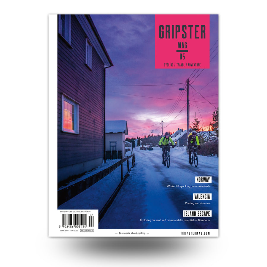 GRIPSTER MAG #5