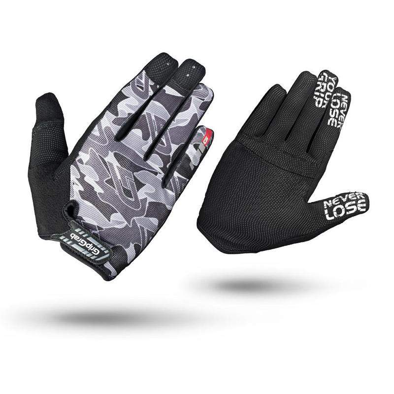 Rebel Rugged Full Finger Glove