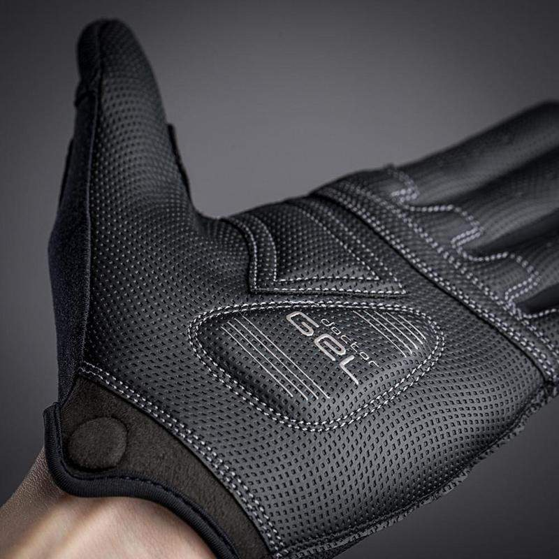 GripGrab-Women's ProGel Full Finger-Cycling Gloves