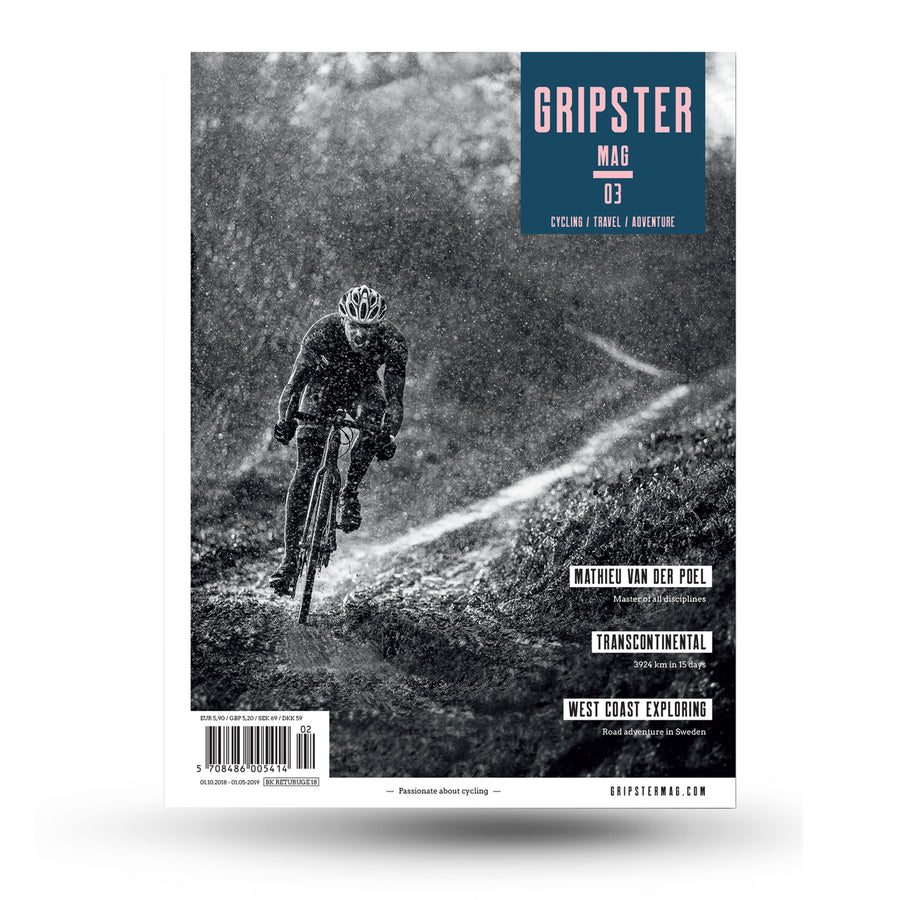 GRIPSTER MAG #3
