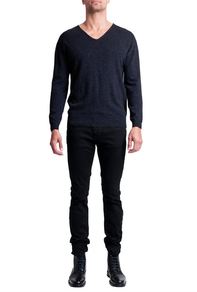 Dean´s V-Neck Knit Marine