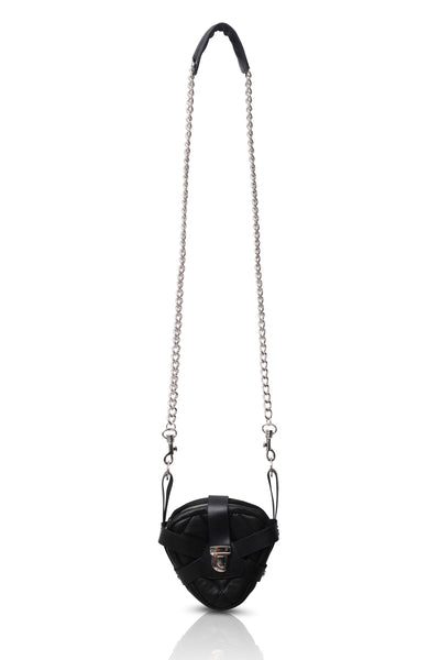 MARDOU´S BOULE BAG BLACK