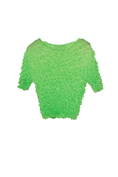 Mardou's Bubble Shirt SelfGreen