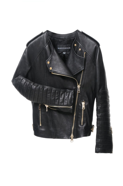 MARDOU´S CAFE RACER JACKET BLACK