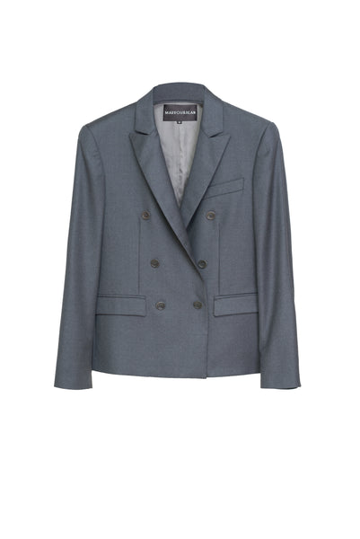 Mardou's DoubleDay Blazer Grey