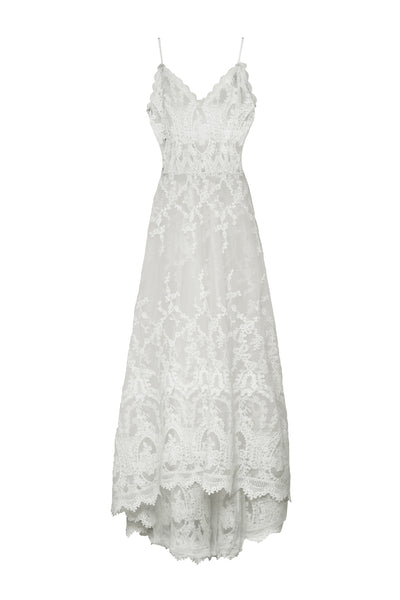 Mardou's NeuLace Dress White
